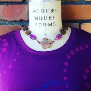 Woodland Tropic Necklace