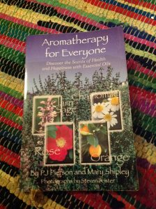 Image of Aromatherapy Book