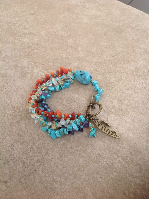 Indian Summer Bracelt