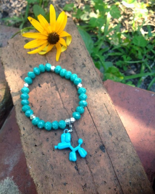 Balloon Dog! { Bracelet }