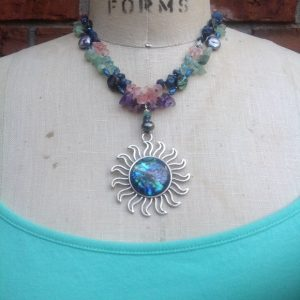 Summer Sunsets Necklace